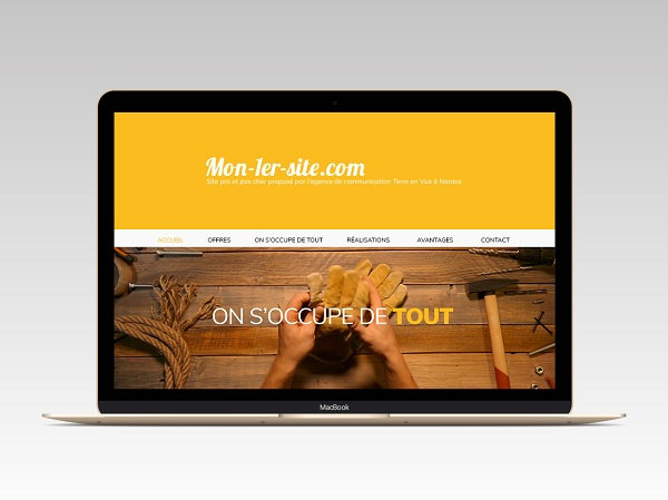 SITE AGENCE WEB